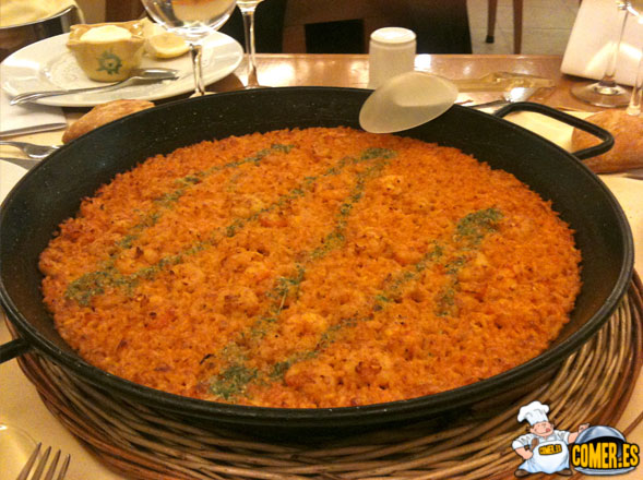 arroces madrid