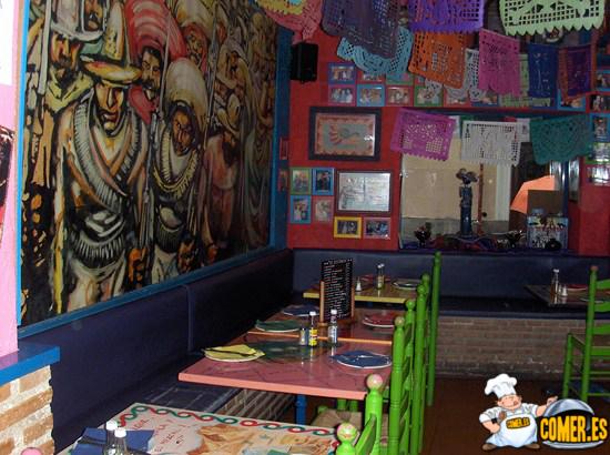 La mordida restaurante mexicano restaurantes en madrid for Los azulejos restaurante mexicano