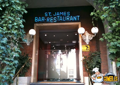 sant james1 RESTAURANTE ST JAMES
