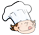 4  cocineros